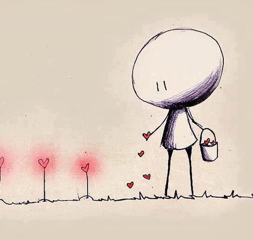 """Featured image for """"L'amour : une graine plantée dans le coeur de chacun"""""""