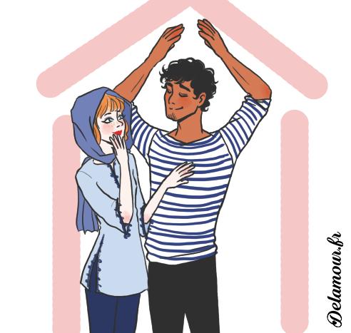 """Featured image for """"Aimer, c'est être une Maison l'un pour l'autre"""""""