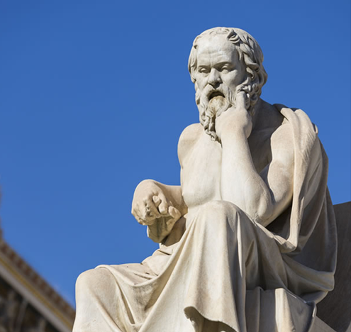 "Featured image for ""Socrate, ma femme est insupportable : je fais comment ?"""