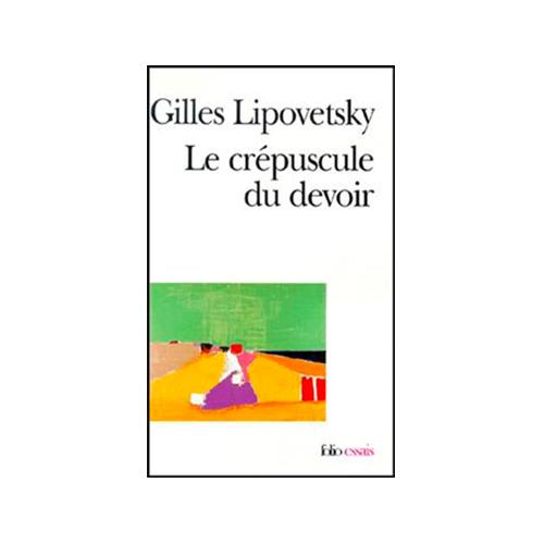 """Featured image for """"Gilles Lipovetsky, La famille à la carte"""""""
